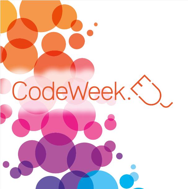 baner code week